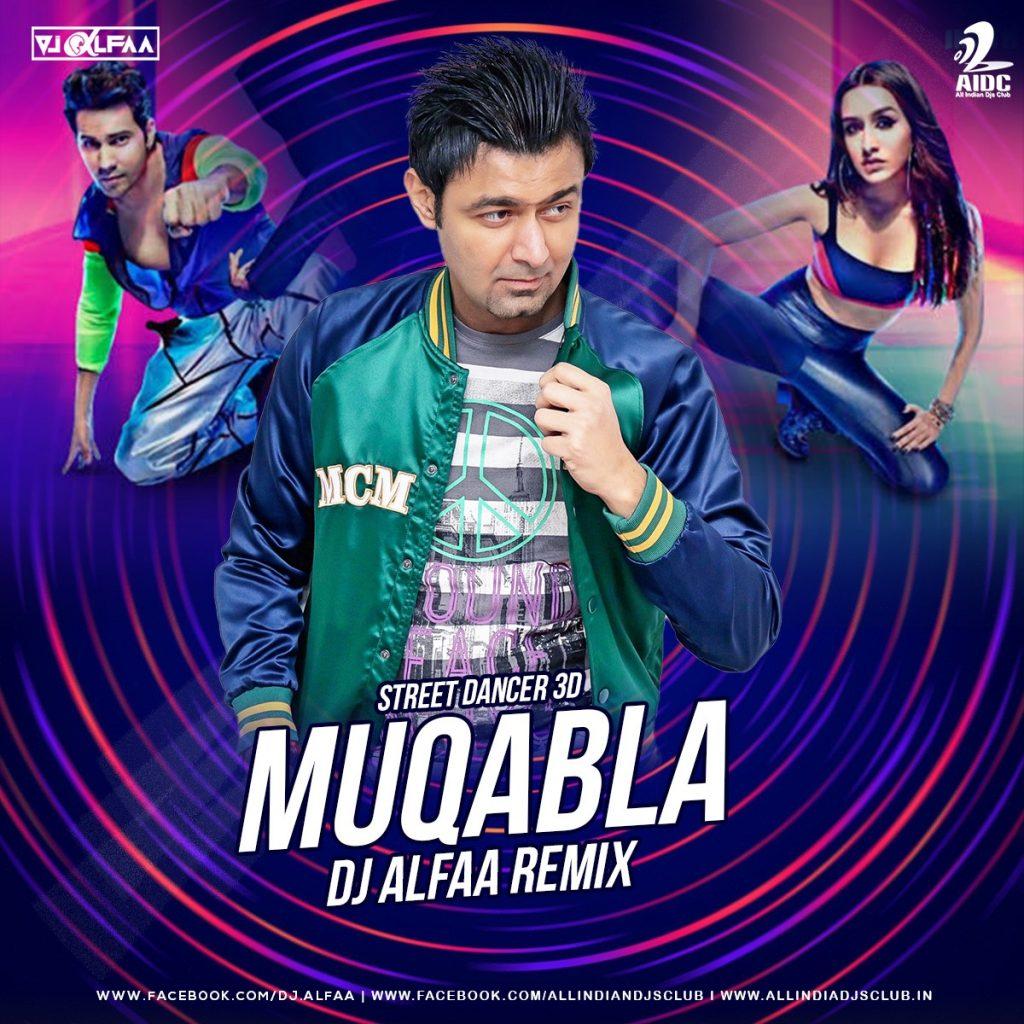 Muqabla - Street Dancer 3D - Jump & Sweat Remix - DJ Alfaa